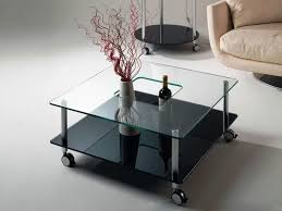 Modern Glass Coffee Tables Coffee Table Small Glass Coffee Table Modern Tables Wood Metal