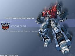 transformer optimus prime wallpaper