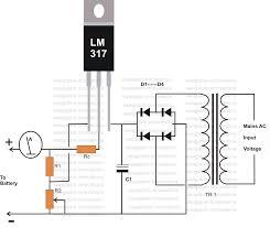 Solar Light Charging Circuit 12 Volt Battery Charger Diagram Electronic Pinterest Diagram