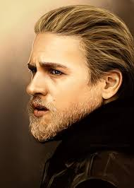 how to have jax teller hair jax teller charlie hunnam by tomsgg on deviantart