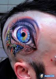 amazing awesome cool stylish 3d tattoos design ideas pics