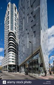 m by montcalm hotel in shoreditch london stock photo royalty
