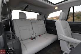 suv honda inside 2016 honda pilot interior 022 the truth about cars
