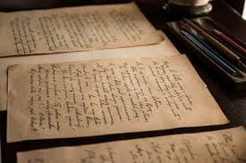 letter to an ex lover the anonymous writer
