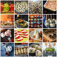 halloween food ideas for parties