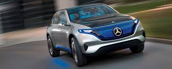 mercedes electric car electric car concept eq by mercedes daimler innovation