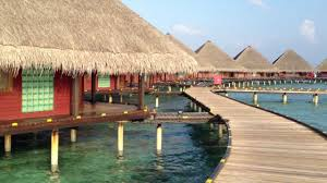 water bungalow youtube