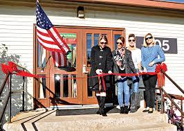 ribbon shop mountain post thrift shop celebrates ribbon cutting fort carson