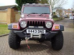 jeep wrangler sport 40 manual for sale in leighton buzzard