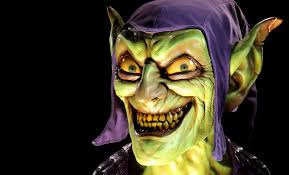 marvel green goblin life size bust by sideshow collectibles
