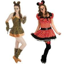 Tigress Halloween Costume Animal Ladies Lion Tiger Lady Tigress Missy Mouse Fancy