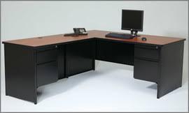Metal L Shaped Desk Products Desks Laminate Desks L Shaped Kalico Furniture