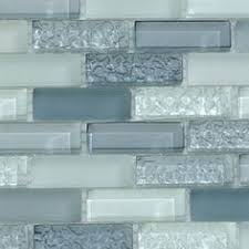 Blue Glass Kitchen Backsplash How Do You Choose The Kitchen Tile Backsplash There Are