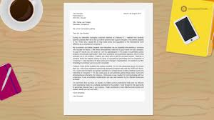 What To Put In A Cover Letter For An Internship How To Write A Powerful Cover Letter Youtube