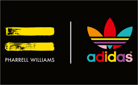 adidas reveals pharrell williams logo logo designer