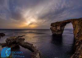Azure Window Gozo U0027s Azure Window Collapses X Ray Mag