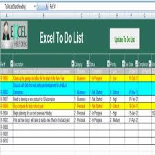 task list excel task list templates