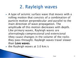 Texas which seismic waves travel most rapidly images Seismic waves jpg