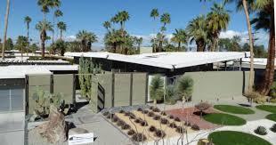 alexanders left their mark on palm springs u0027 modernism