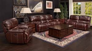 Leather Sofa Store Sofa Flexsteel Furniture Gallery Furniture Store Throughout