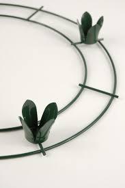 advent wreath metal wreath rings diy chandelier and wreaths