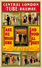 20 gorgeous vintage posters for the london underground