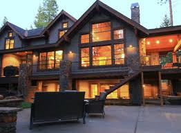 mountain lodge with striking open floor plan 23654jd