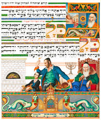 arthur szyk haggadah arthur szyk hagaddah preparations for passover haggadah