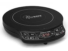 Portable Induction Cooktops Reviews Nuwave Titanium 1800w Portable Induction Cooktop Review Best