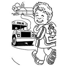 Coloring Page Of A School Top 20 Free Printable Back To School Coloring Pages Online by Coloring Page Of A School