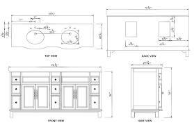 dimensions of bathroom sink a dimensions bathroom sink u2013 housenavi