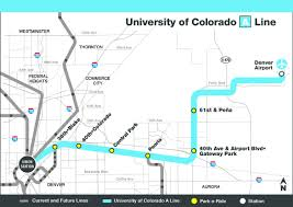 Colorado Travel Times images University catches the rtd a train links to anschutz uchealth jpg