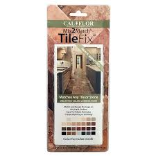 Fix Floor Tiles Amazon Com Cal Flor Fl49103cf Tile Fix Mix 2 Match Tile And Stone
