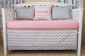 Coral Colored Comforters Nursery Beddings Coral Chevron Comforter Set As Well As Coral
