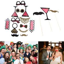 2018 bachelorette party photobooth photo booth props mustache