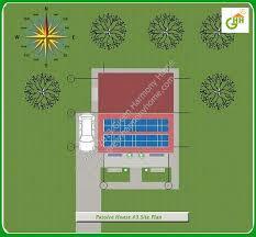 green homes plans green passive solar house plans 3
