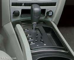 2005 Grand Cherokee Interior Jeep Grand Cherokee Wk Press Launch