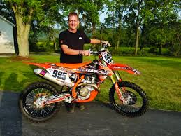 motocross matchup pro life long dream bellefonte u0027s chris lykens selected to represent