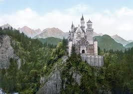 list castles germany