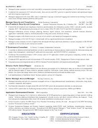 It Security Resume Ray Reiss Resume It Security U0026 Governance 2016