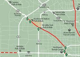 hov lanes us 290 northwest freeway access rs metro