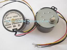 220v ac synchronous motor machine sd 208 516 ac reversible