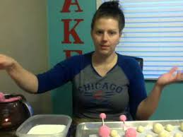 baby rattle cake pop youtube