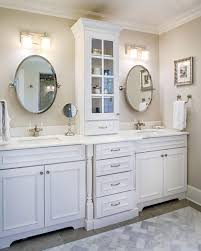 Bathroom Towel Cabinet Bathrooms Design Bath Vanity Cabinets Shaker Style Bathroom
