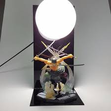 one piece roronoa zoro pirate hunter zoro bounty hunter diy lamp