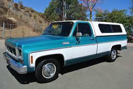 Classic Chevy Gmc Trucks - 1973 gmc sierra grande fifteen hundred 1500 chevrolet gm pickup