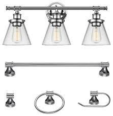 Industrial Bathroom Lights Most Popular Industrial Bathroom Vanity Lights For 2018 Houzz