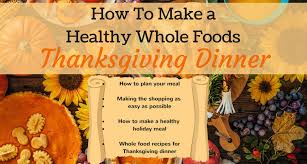 whole foods thanksgiving dinner of health