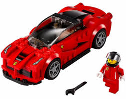 ferrari f1 lego lego speed champions collection featuring mclaren p1 and ferrari