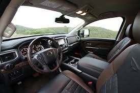 nissan cummins interior 2016 nissan titan xd u2013 towing with the 5 8 ton truck